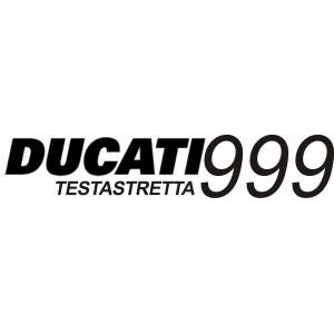 2x Pegatinas  Ducati 999