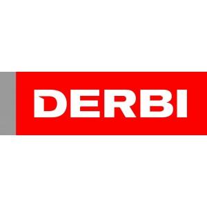 2x Pegatinas logo derbi nuevo