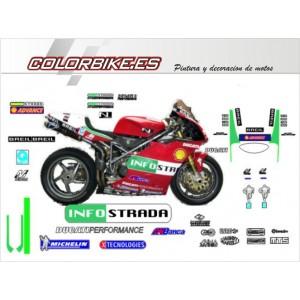 Kit Ducati MotoGP Infostrada 01/02