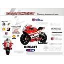 Kit Ducati MotoGP 2011