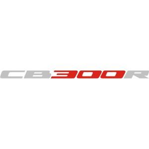 2x Pegatinas honda CB300R