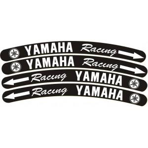 Rads Yamaha Racing 1 Rueda