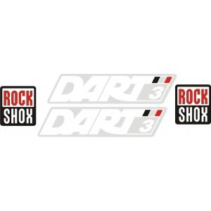 Pegatinas Rock Shox Dart-3