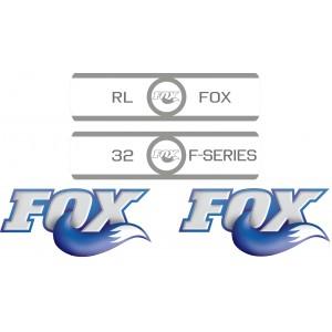Pegatinas Fox RL-32