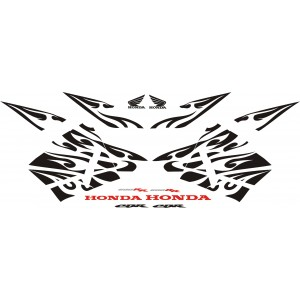 Kit Cbr 600 RR 04-06 tribal