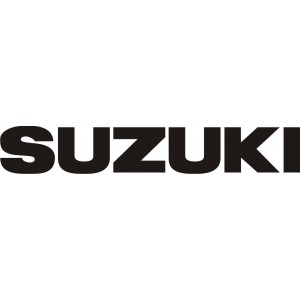2x Logo Suzuki Quilla