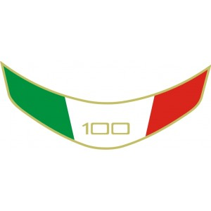 Pegatina aniversario Italia