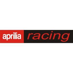 2x Pegatina Aprilia Racing 2