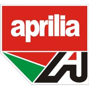 Pegatina logo Aprilia