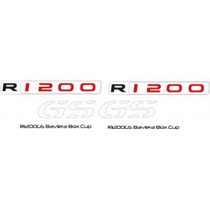 Kit pegatinas R1200GS Baviera Box Cup