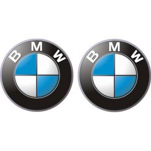 2 Logos BMW