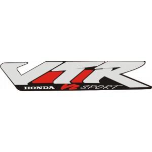 2x Pegatina Honda VTR sport