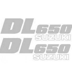 2x Pegatinas suzuki DL650