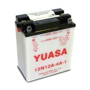 BATERIA  YUASA  Y12N12A-4A-1