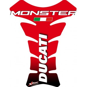 Protector deposito Ducati Monster