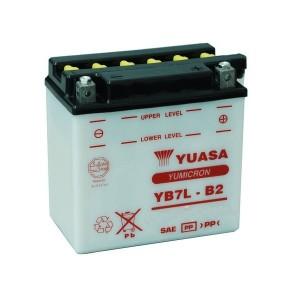 BATERIA  YUASA  YB7L-B2
