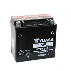 BATERIA  YUASA YTX14-BS