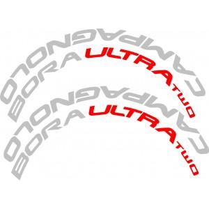 Pegatinas Campagnolo Bora Ultra Two