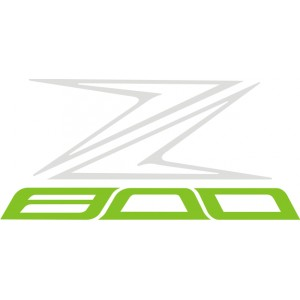 2x Pegatinas Z800