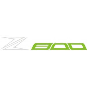 2x Pegatinas Z800  colin