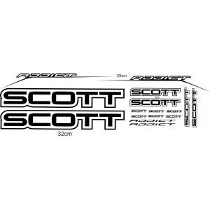 Pegatinas Scott ADDICT