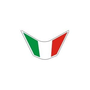 Pegatina frontal  Italia 848 1098