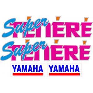 Pegatinas Yamaha SuperTenere