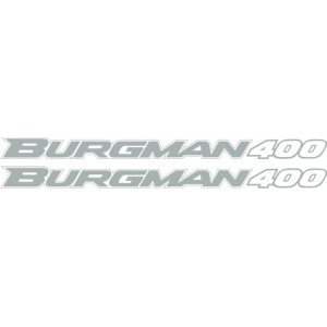 Pegatinas Burgman 400