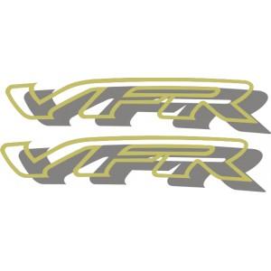 2x Pegatinas VFR 92-94