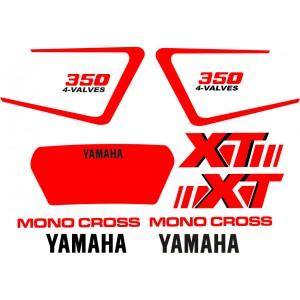 Pegatinas Yamaha XT 350