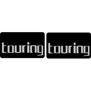 Pegatinas logo touring Gel