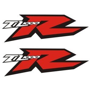 2x Pegatinas logo TL1000R