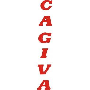 2x Logos vertical Cagiva