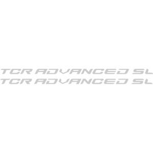 2x Pegatinas Giant TCR Advanced SL