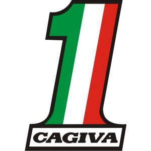 Logo Italia Cagiva