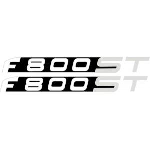 Pegatinas F800ST