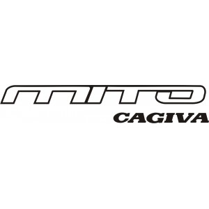 2X Logos Cagiva Mito