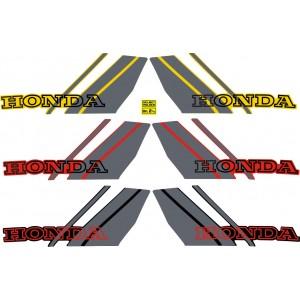 2x Pegatinas laterales Honda camino