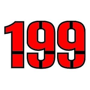 Pegatina Pastrana 199