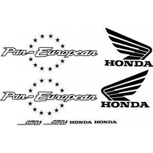 Kit pegatinas Honda Paneuropean