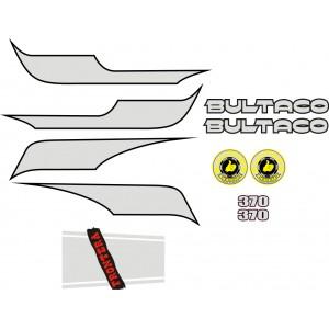 Kit deposito bultaco Frontera 370