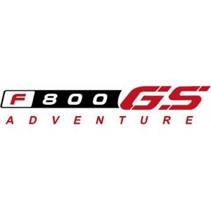 Pegatinas BMW F800GS Adventure