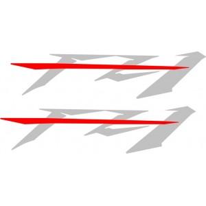 Pegatinas Yamaha FZ1