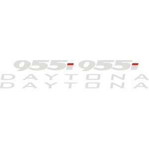 Kit Pegatinas Triumph Daytona 955i
