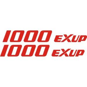 Pegatinas Yamaha 1000 Exup