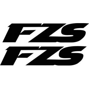 Pegatinas Yamaha FZS