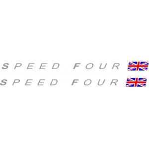 Pegatinas Triumph Speed Four