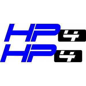 Pegatinas S1000RR HP4