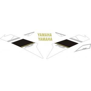 Pegatinas Yamaha R6R 07-08