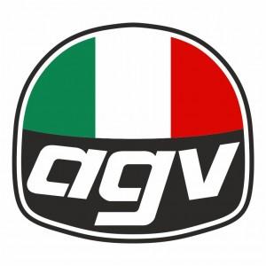 Pegatina Logo AGV Racing